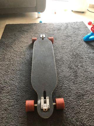 Longboard loaded dervish