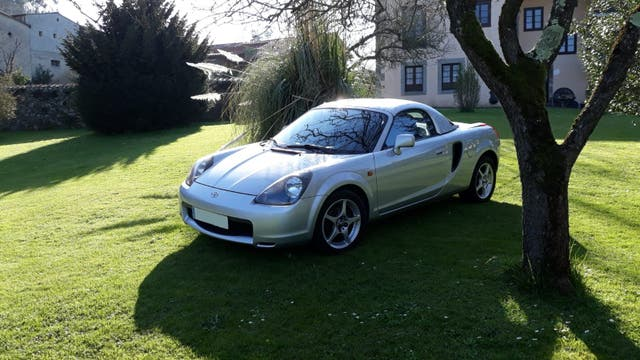 Toyota MR2 Impecable