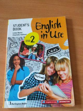 INGLÉS 2 ESO BURLINGTON BOOKS