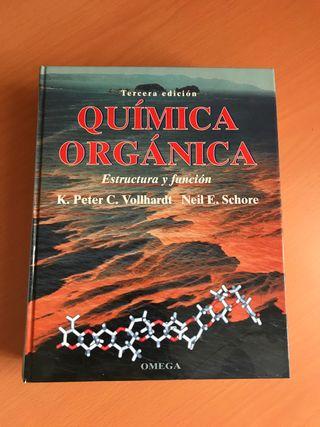 Química Orgánica - Estructura y Funcion- Vollhardt