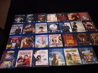 bluray dvds