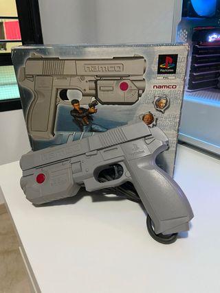 Pistola Ps1 G-con45
