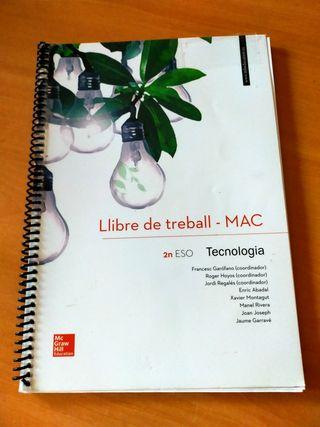 LIBRO TECNOLOGÍA 2 ESO ED. MC GRAW HILL