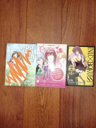 Mangas/Comics Japoneses