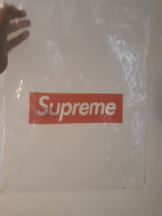 box loggo supreme bag