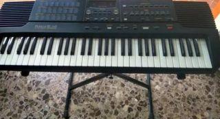 Teclado sintetizador Roland E14