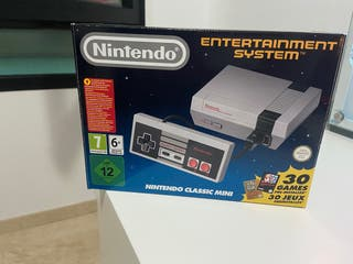 Nintendo Classic mini + mando adicional