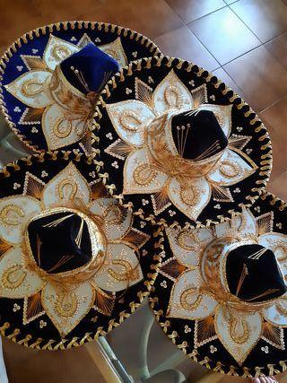 Sombreros mejicanos