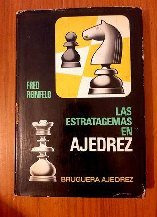 """libro ajedrez """" Las estratagemas en ajedrez"""""""