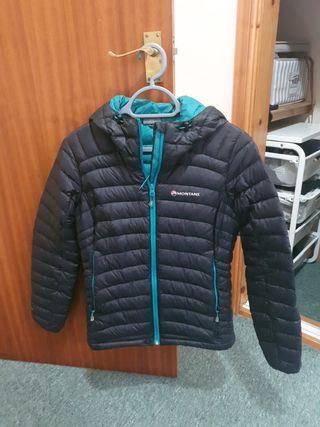 Montane women down jacket size 8