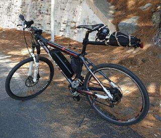 bicicleta electrica scott