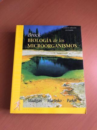 Brock - Biología de los Microorganismos - Madigan