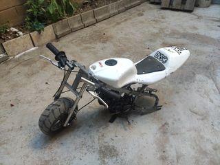 Despiece de minimotos 49cc
