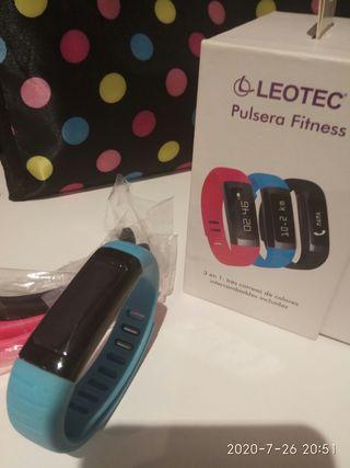 Pulsera Actividad Leotec