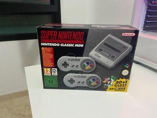 Súper Nintendo Classic mini