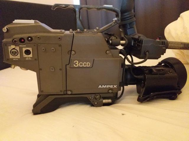 Videocámaras profesionales