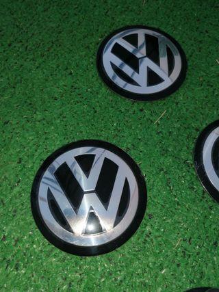 Anagramas Adhesivos Tapacubos VW (NUEVO)