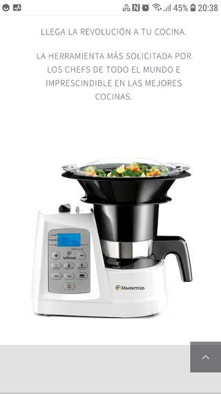 mastermix lufthous robot de cocina A ESTRENAR