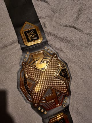 WWE TOY NXT TITLE