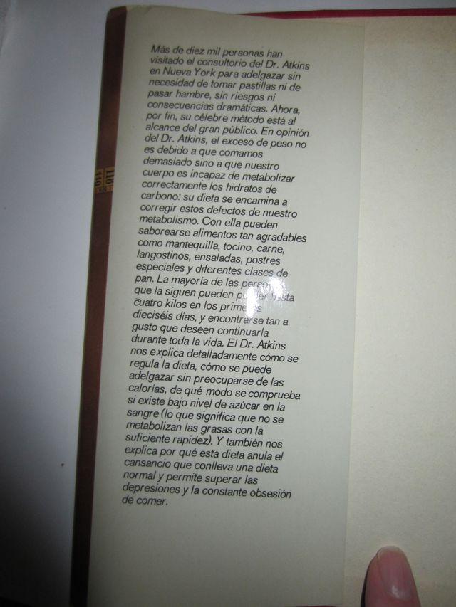 LIBRO LA REBOLUCIÓN DIETETICA OCASIÓN