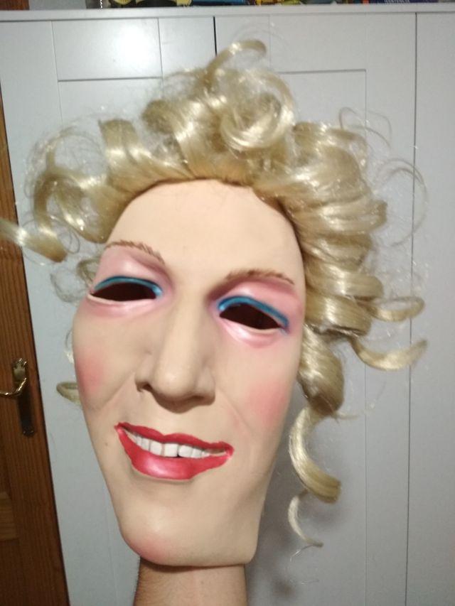 Mascaras para disfraz