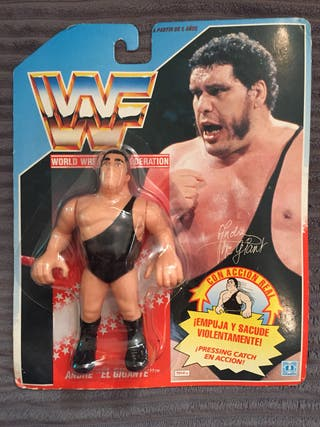WWF 1990 Andre the giant MOC