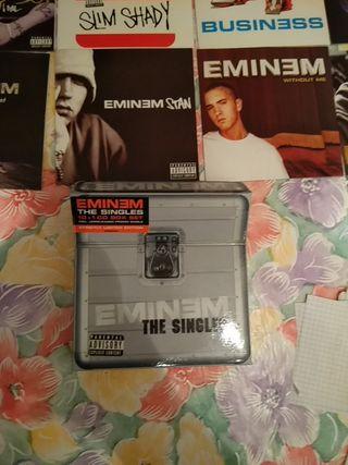Cofre 11 singles de Eminem