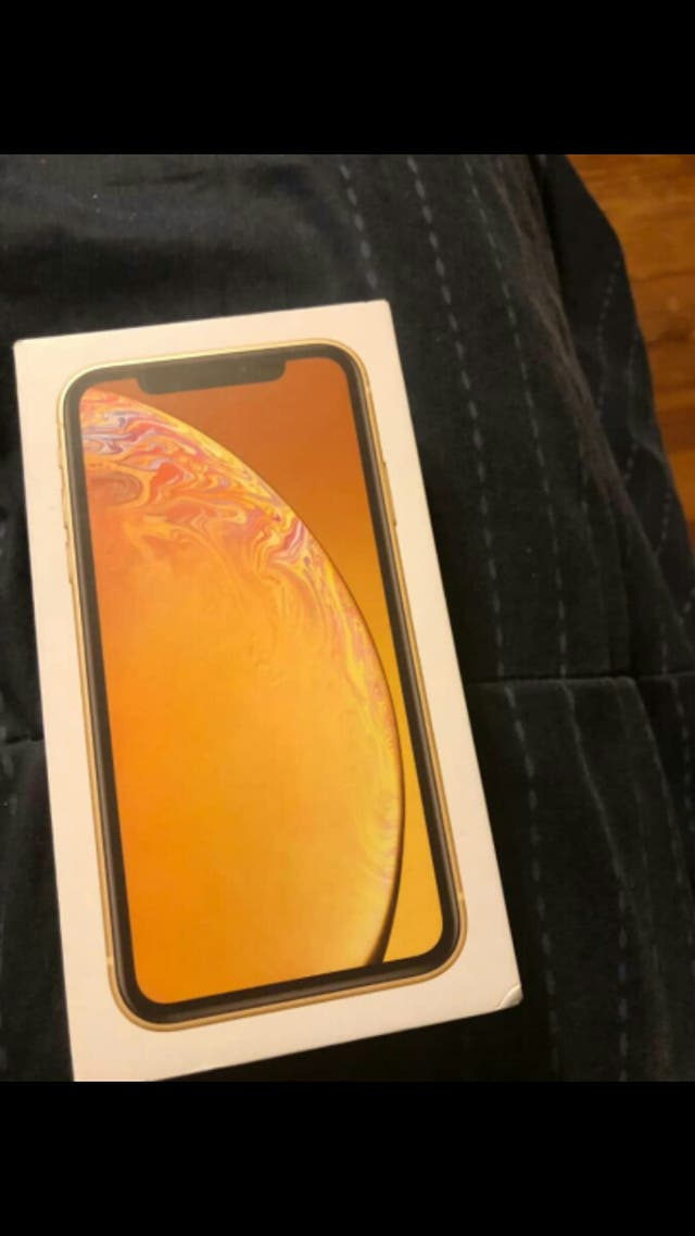 New iPhone Xr for sale