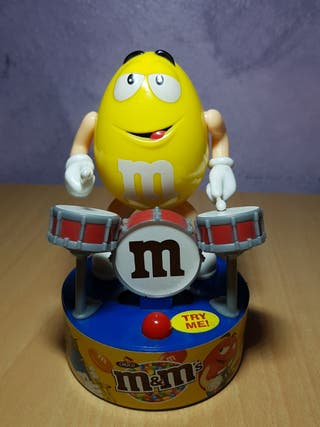 Figura animada de M&M's