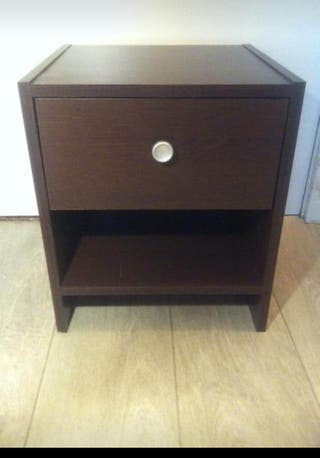 Bedside Unit With Drawer