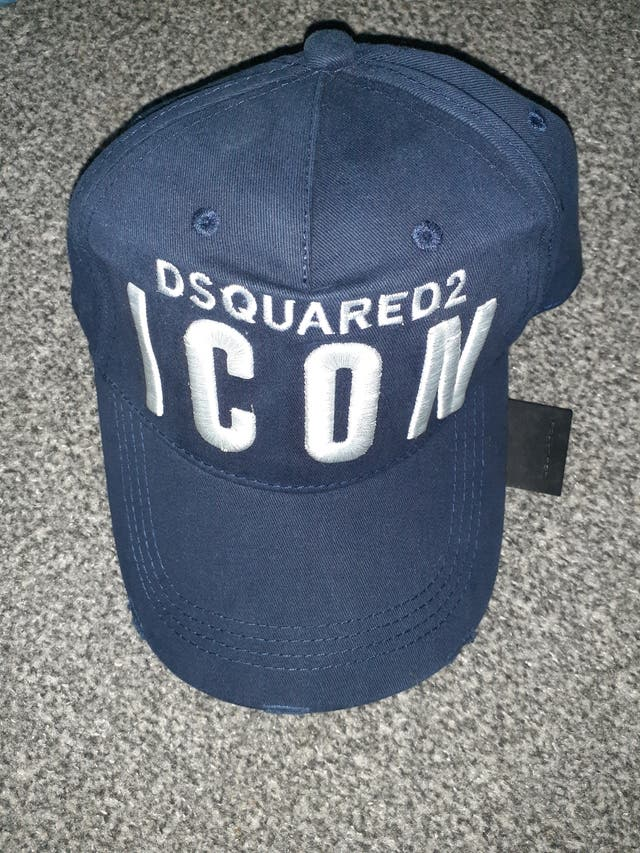 Dsquared Icon Baseball Cap Hat