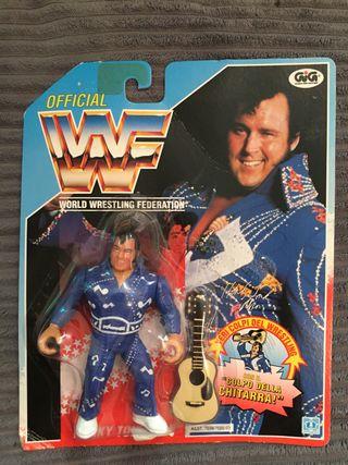 WWF 1991 Honkey Tonk man MOC