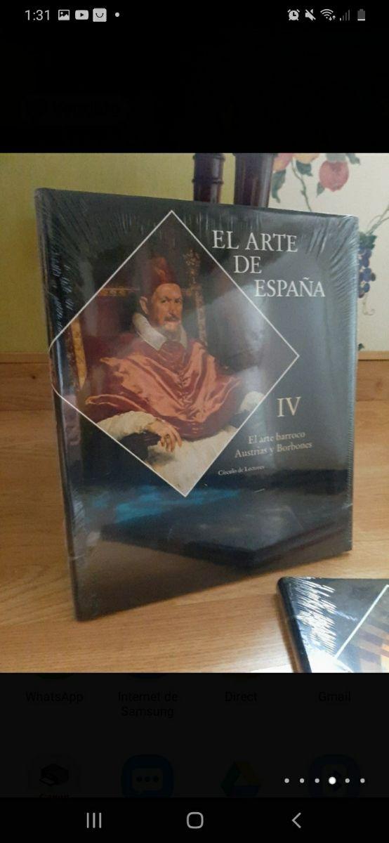 Libros el Arte de España