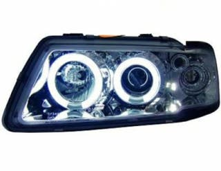 Audi A3 / S3 Pair Angel Eye Halo Ring Projector