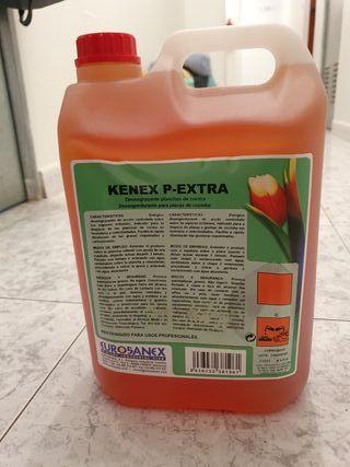 Desengrasante planchas sin vapores KENEX P-EXTRA