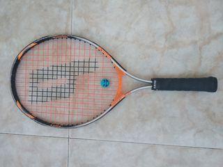 Raqueta tenis niñ@