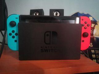 Nintendo switch + Mario Odissey+ Mario kart 8