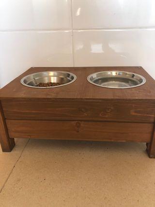 Comedero perros
