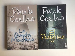 2 libros de Paulo Coelho
