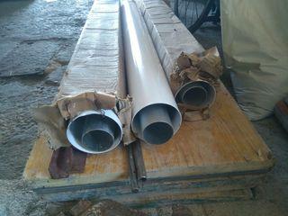 tubo coaxial para calentador y caldera