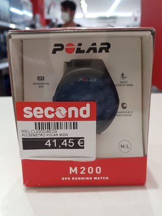 Pulsómetro Polar M200