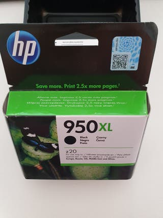 cartucho negro HP N° 950XL