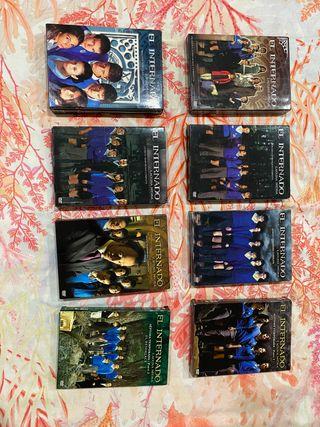 Colección completa El Internado