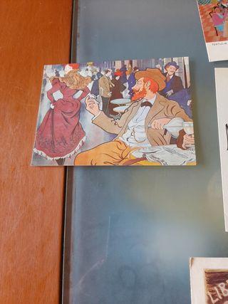 postales reproducciones antiguas