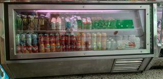 cámara frigorífica mesa de trabajo