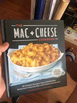 Libro recetas Mac n cheese