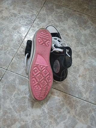 Zapatillas Converse verano