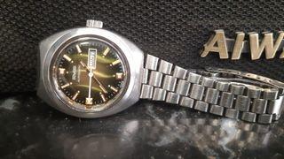 reloj automático duward vintage