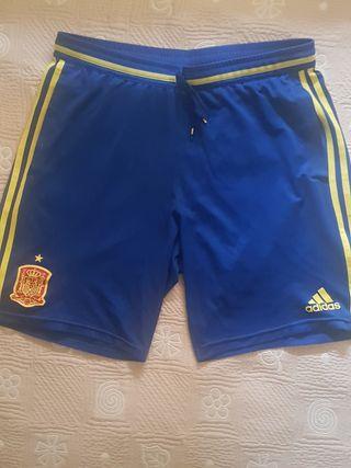 adidas Performance - FEF - Pantalón corto