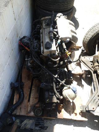 motor con caja golf 3 gti perfecto con 220 mil k